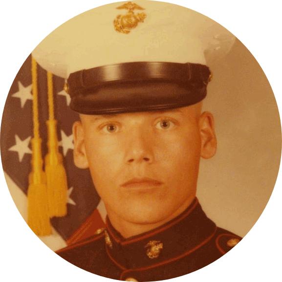 mark-unger-wearing-marine-corps-uniform